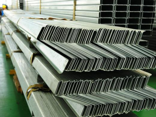 Hot Dip Galvanized Z Purlin for Steel Structure